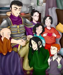 Lok:Family time. by Sverdy