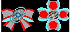 Ultraman Ginga/Ginga S Robbions by KRBGirl