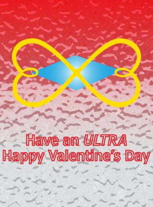 Ultraman-Valentine by KRBGirl