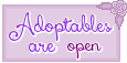 adoptables are OPEN stamp by MonokingDraws