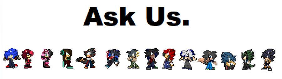 : Ask/Dare Us :