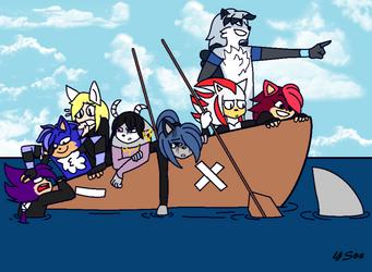: . When Taking A Boat Trip.. . :