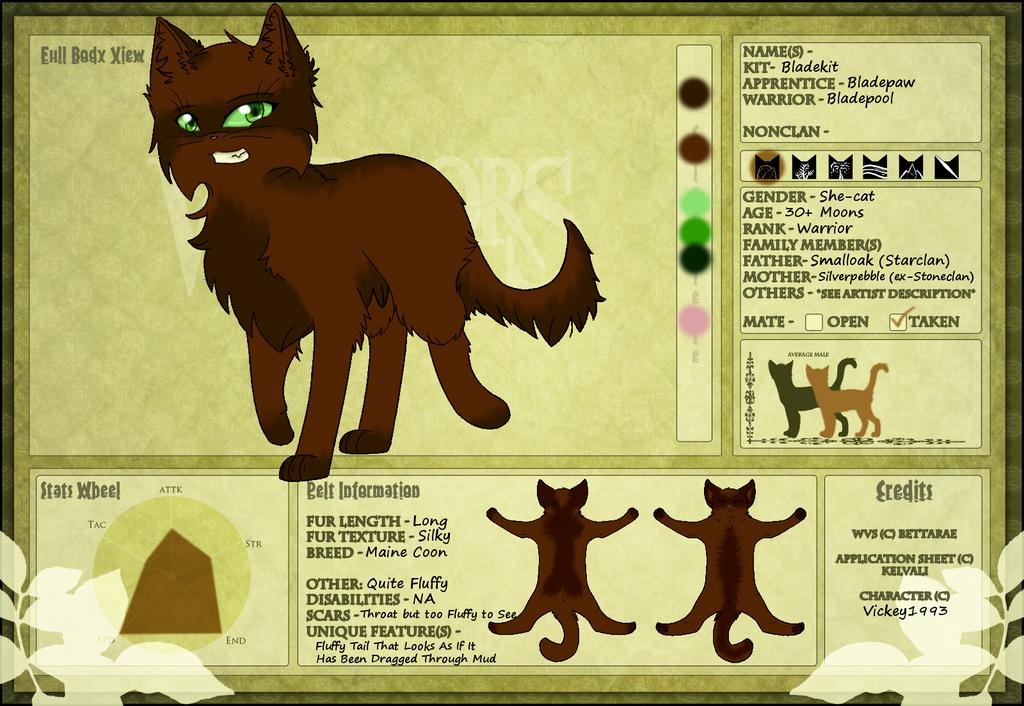 Silverpebble Warrior Cat