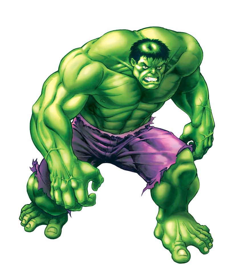 Incredible Hulk illustration by WolfeHanson on DeviantArt