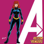 Vector Vengers: Black Widow 2