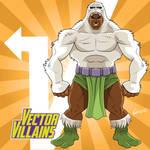 Vector Vengers: Man Ape 1 by WolfeHanson