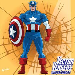 Vector Vengers: Captain America 2
