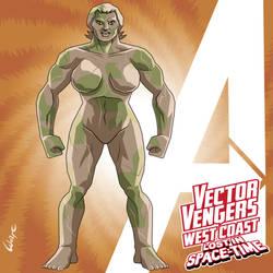 Vector Vengers: Butte 1