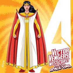 Vector Vengers: La Espirita (Firebird 2)