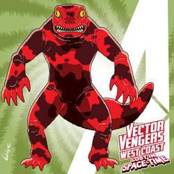 Vector Vengers: Gila 1