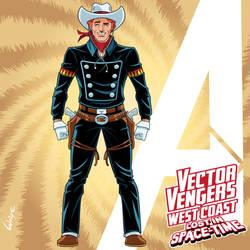 Vector Vengers: Rawhide Kid 1