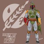 Totally NOT Vector Vengers: Boba Fett - Star Wars
