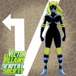 Vector Vengers: Black Racer (Serpent Society)