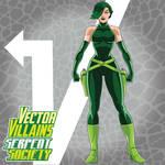 Vector Vengers: Viper (Serpent Society)