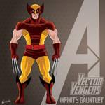 Vector Vengers: Wolverine (infinity Gauntlet)