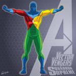 Vector Vengers: Doctor Spectrum (Squadron Supreme)