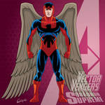 Vector Vengers: Blue Eagle (Squadron Supreme)