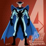 Vector Vengers: Nighthawk (Squadron Supreme)