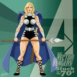 Vector Vengers: Valkyrie (70's)