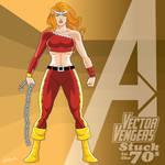 Vector Vengers: Thundra (70's)