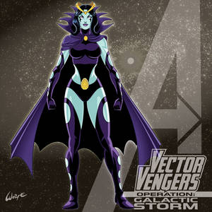 Vector Vengers: Nightside - Imperial Guard