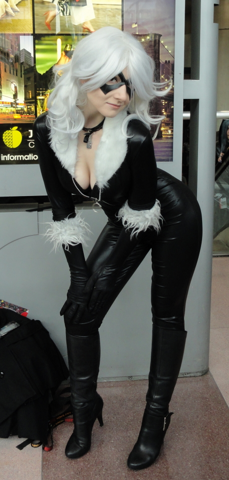NYCC'12 Black Cat-B I by zer0guard