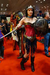 NYCC'14 Wonder Woman B by zer0guard