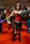 NYCC'14 Wonder Woman B by zer0guard