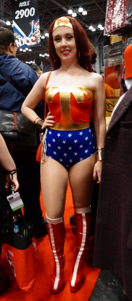 NYCC'14 Wonder Woman D I by zer0guard