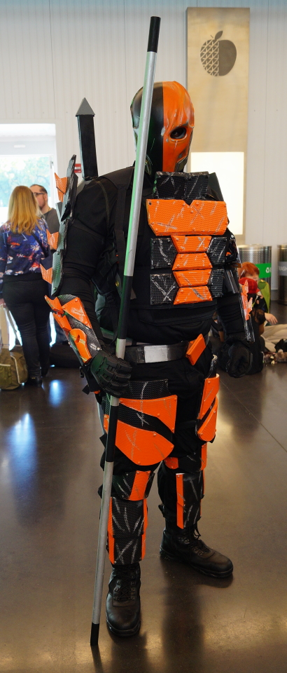 NYCC'14 Deathstroke by zer0guard