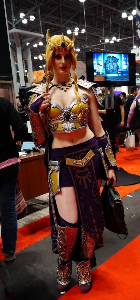 NYCC2015 Zelda B by zer0guard