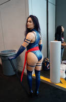 NYCC17 Psylocke A II by zer0guard