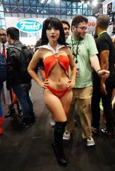 NYCC18 Vampirella I