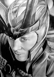 LOKI aka Tom Hiddleston by Mim78