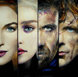 Game of Thrones Part 1/2