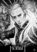 THRANDUIL aka Lee Pace, The HOBBIT