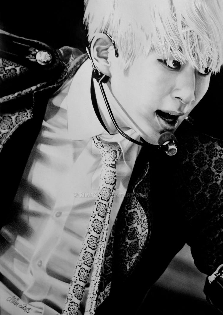 ONEW, Leader of SHINee, Kpop by Mim78 on DeviantArt