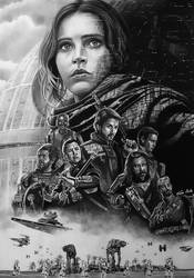 Rogue One - A STAR WARS Story by Mim78