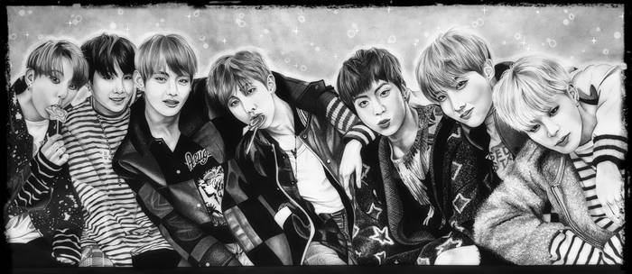 BTS aka Bangtan Boys, K-Pop