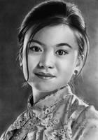 Cho Chang aka Katie Leung, HARRY POTTER