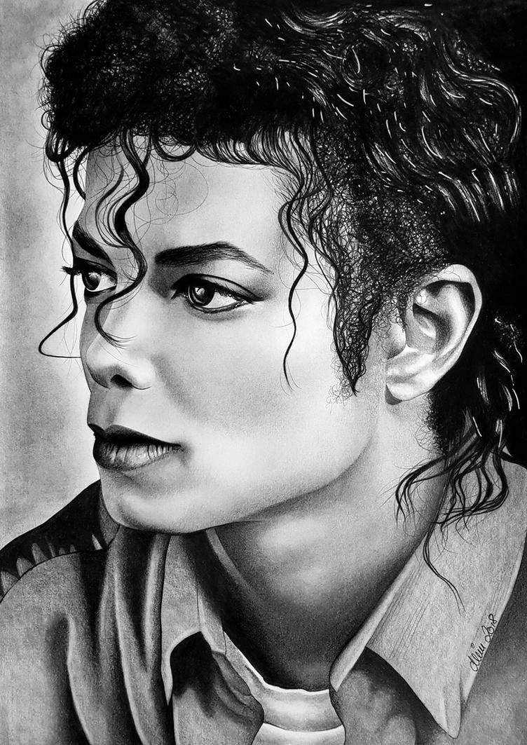 Michael Jackson by Mim78