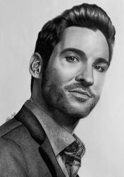 Tom Ellis, LUCIFER, Netflix by Mim78