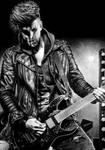 Per Bergquist   SMASH INTO PIECES   Guitars by Mim78