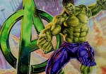 Mark Ruffalo   HULK   Avengers Endgame by Mim78