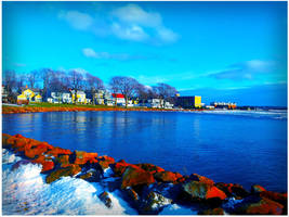 Charlottetown Waterfront by Ketey