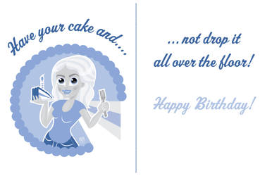 Have your cake and...