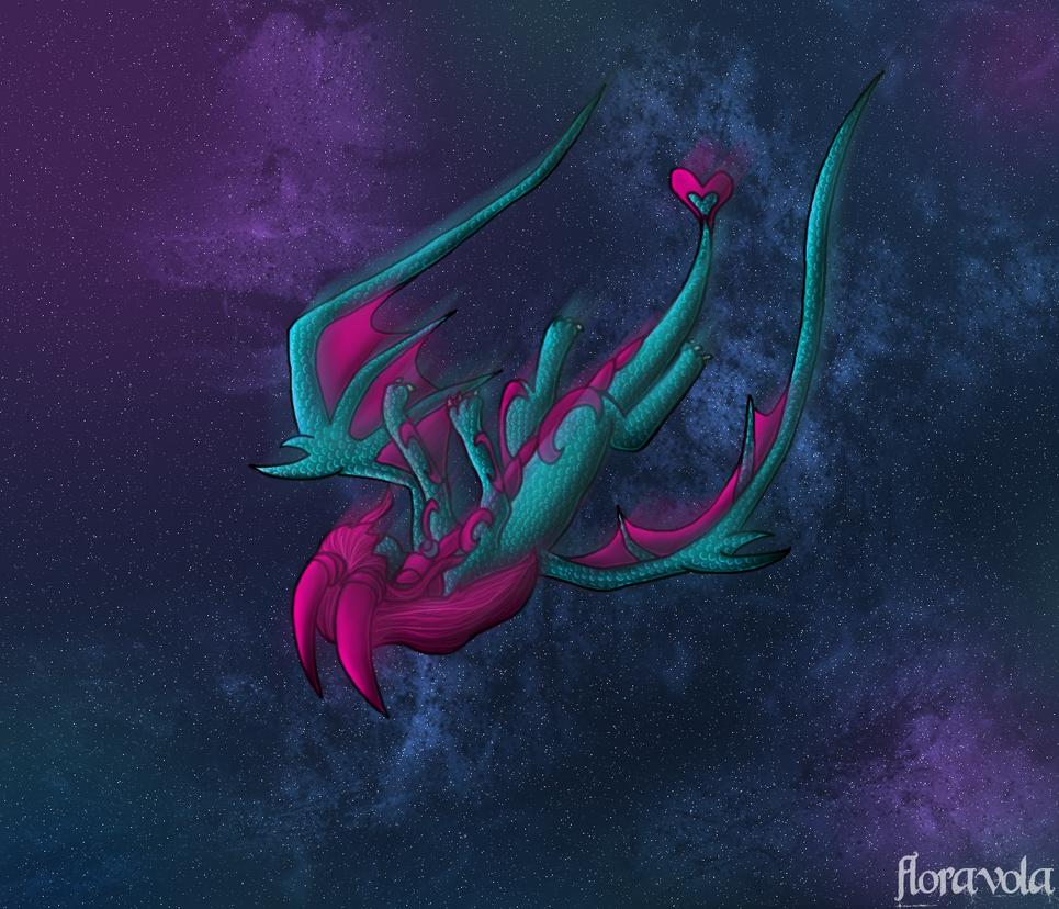 Space dementia by floravola
