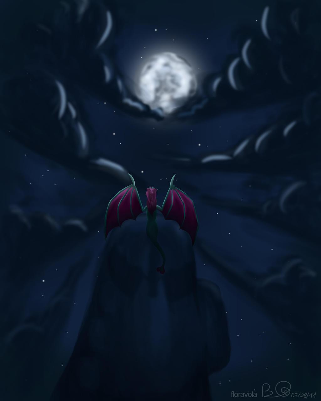 Dream by floravola
