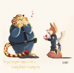 Zootopia : Have a Donut !
