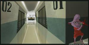Zootopia : Jail Life